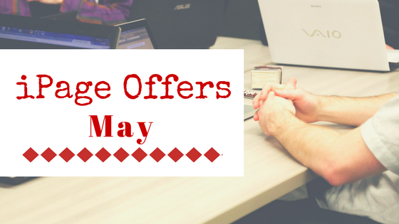 iPage Offers May