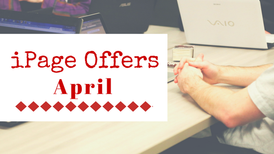 iPage Offers April