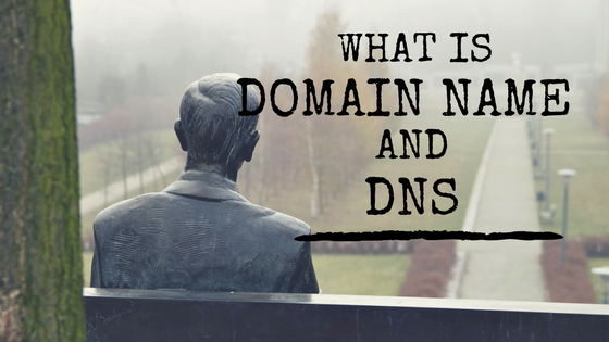 what is domain name and DNS
