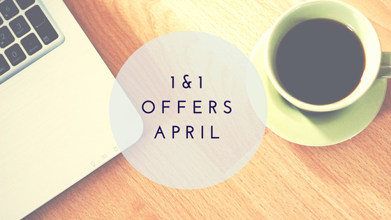 1&1 Offers April