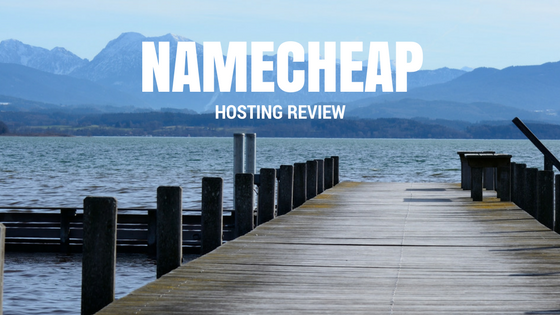 Namecheap hosting review logo
