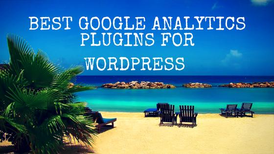 Best Google Analytics Plugins
