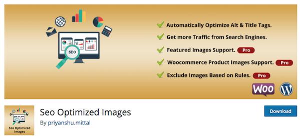 SEO Optimized Images best WordPress Plugins