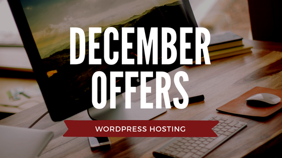 WordPress Hosting December offers