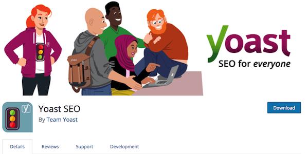 SEO Yoast Best SEO WordPress Plugin