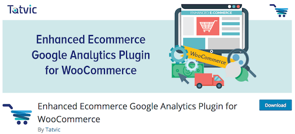 Ecommerce Google-Analytics woocommerce Best Google Analytics Plugins