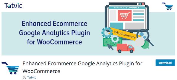 Ecommerce Google-Analytics woocommerce Best Google Analytics Plugins