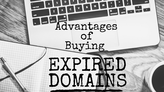Advantages of Buying Expired Domains